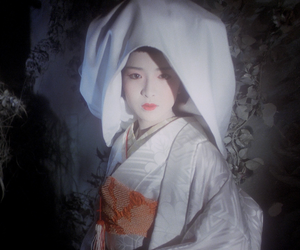geisha, Hausu, and japan image