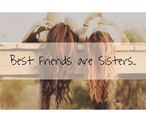 sisters and friends image