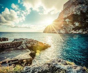 beautiful, sun, and holiday image