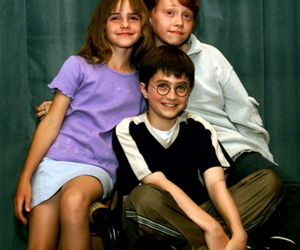 bffs, philosopher's stone, and golden trio image