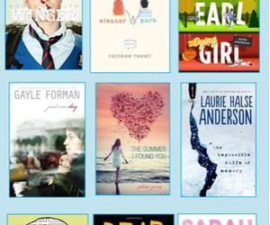books, tumblr, and the fault in our stars image