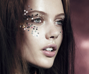 model, stars, and frida gustavsson image
