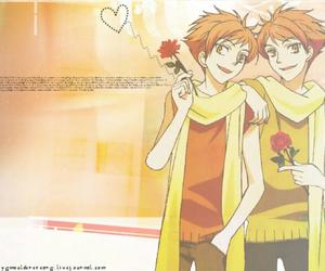 hikaru and twins image