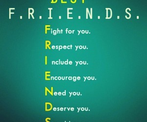 friend, friendshipquotes, and quotes image