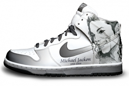 Acompañar perdonar Enfriarse  Michael jackson Nike discovered by erica21 on We Heart It