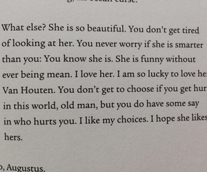 the fault in our stars, john green, and book image