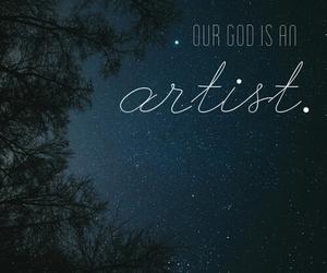 artist, christian, and creation image