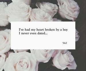 boy, broken, and dated image