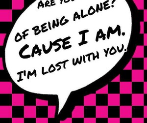 alone, punk, and blink 182 image
