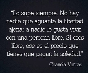 freedom, frases, and quote image
