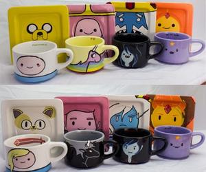 adventure time, cup, and mug image