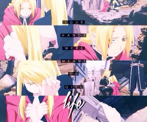anime and edward elric image