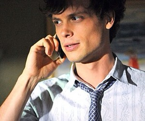 sexy, matthew gray gubler, and criminal minds image