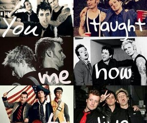 green day, billie joe armstrong, and life image