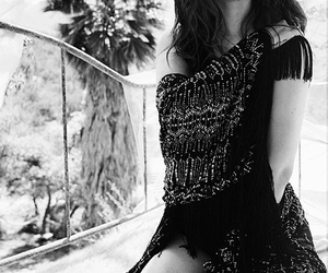 lana del rey, Queen, and black and white image