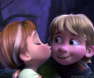 anna, elsa, and cute image
