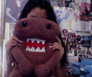 beautiful, domo, and rawr image