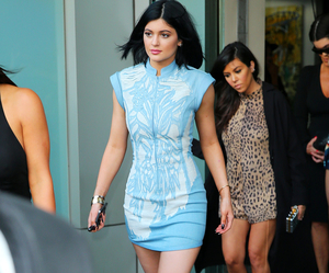 kylie jenner, fashion, and dress image