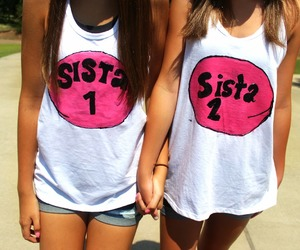 sisters and style image