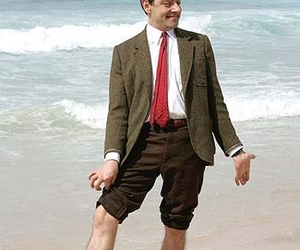 bean, funny, and mr.bean image
