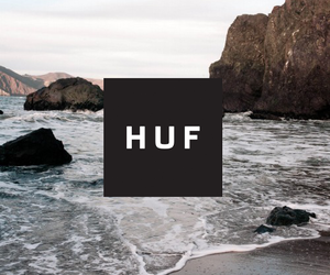 dope, fashion, and huf image