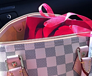 LV, my, and love image