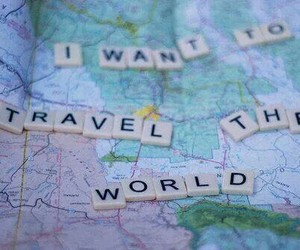 i, travel, and to image