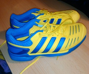 adidas, blue, and comfort image