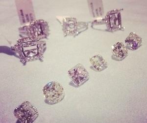 diamond, luxury, and wedding image