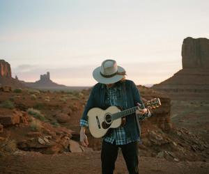 guitar, heart, and john mayer image