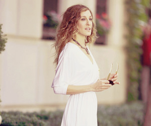 beautiful, Carrie Bradshaw, and famous image
