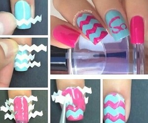 beauty, nails, and tutorial image