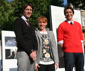 phelps and rupert grint image