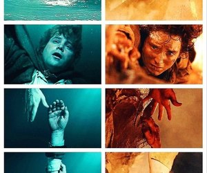 frodo and Sam image