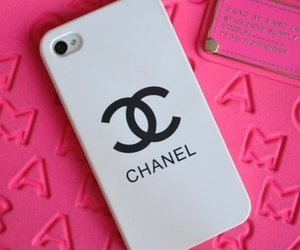 case, chanel, and girl image