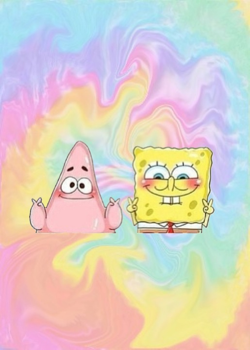 Spongebob And Patrick Shared By Corinne Helm
