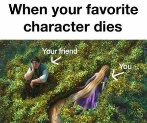 best friend, dies, and you image