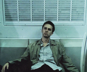 edward norton and fight club image