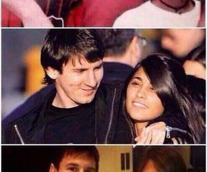 messi, love, and couple image