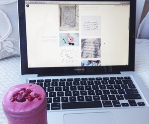 tumblr, drink, and girly image