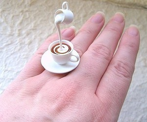 ring and coffee image