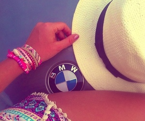 accessories, summer, and bmw image