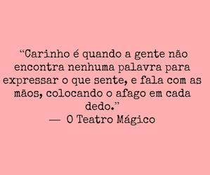 love and carinho image