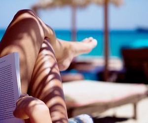 beach, luxury, and fashion image