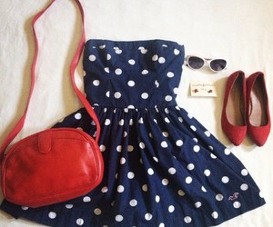 beach, moda, and outfits image
