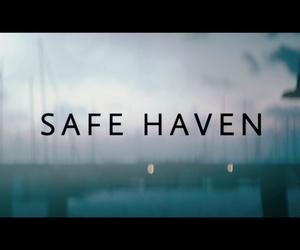 movie, nicholas sparks, and safe haven image