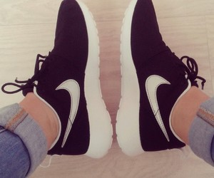 new shoes, shoes, and nike image