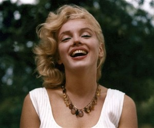 Marilyn Monroe, smile, and vintage image