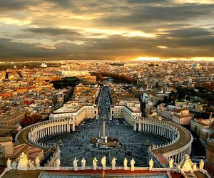 beautiful, italy, and vatican image