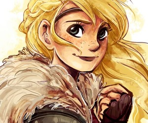 astrid, drawing, and httyd 2 image